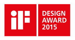 iF Design Award 2015